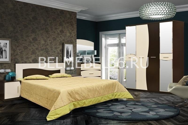 Н-р мебели для спальни «Магдалена» П 412 | Белорусская мебель в Воронеже