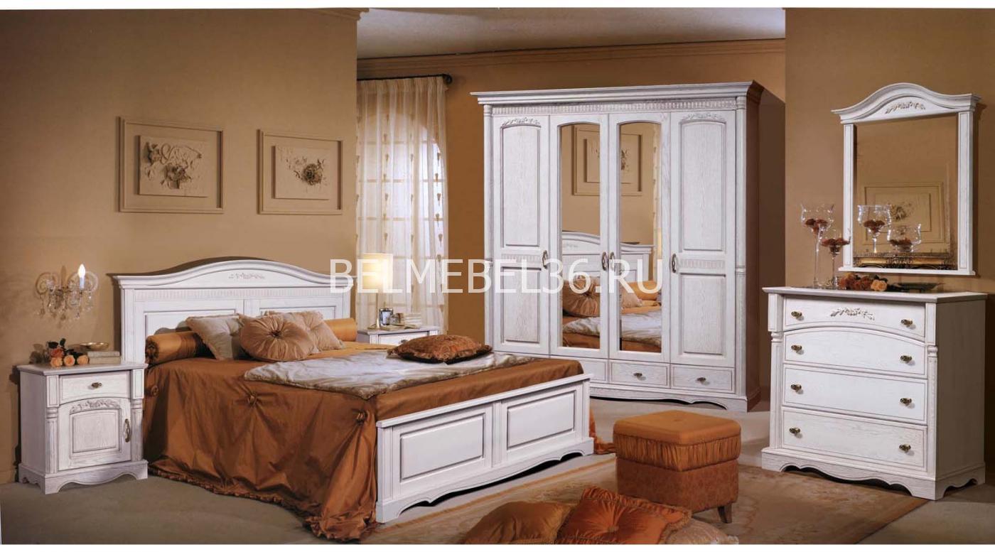 Спальня «Паола», БМ-2164, БМ-2163, БМ-2161, БМ-2162-2шт., БМ-2167   Белорусская мебель в Воронеже