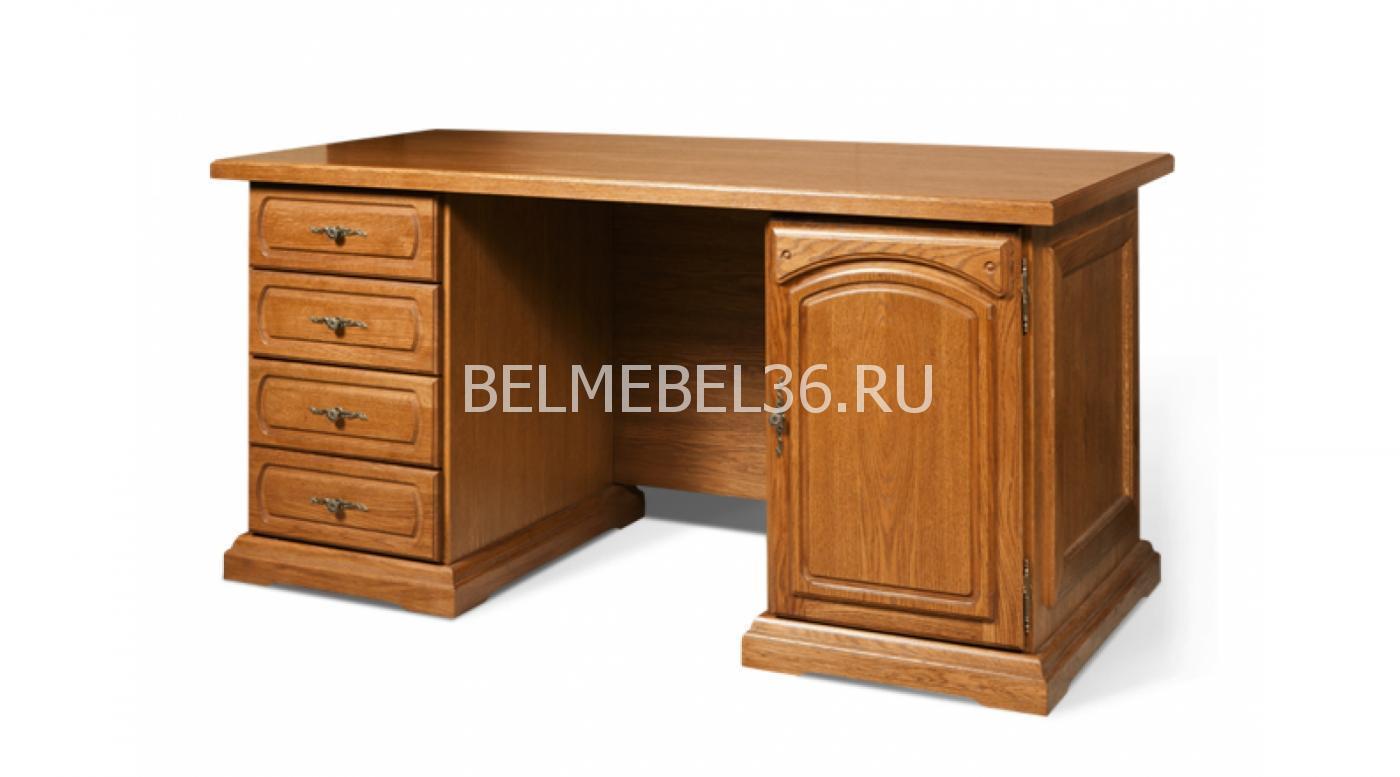 Стол письменный 2-х тумбовый «Элбург» БМ-2087   Белорусская мебель в Воронеже