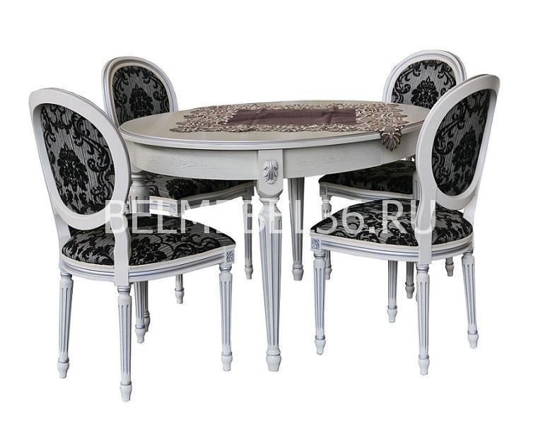 Стол Милана 14 П-323.02   Белорусская мебель в Воронеже