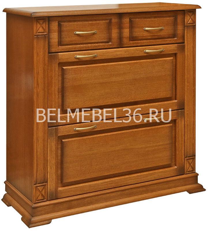 Тумба для обуви Верди П-410.21 | Белорусская мебель в Воронеже