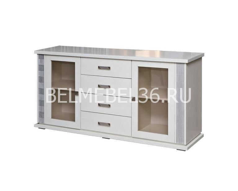 Тумба комбинированная Тунис П-343.03Ш | Белорусская мебель в Воронеже
