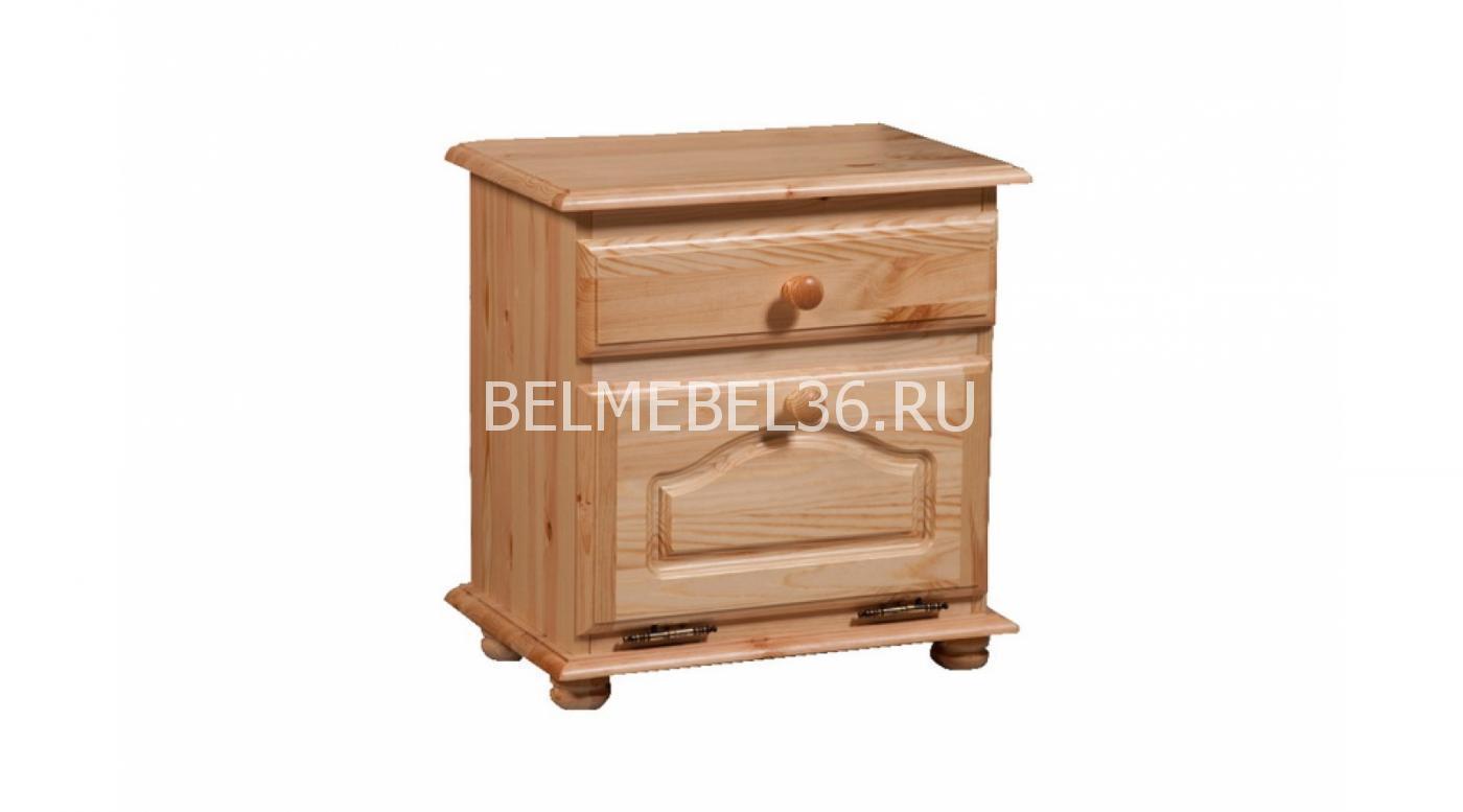 Тумба прикроватная «Лотос» Б-1093 | Белорусская мебель в Воронеже