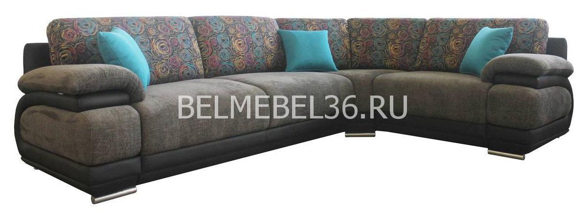 Диван Валлетта (угловой) П-Д053 | Белорусская мебель в Воронеже