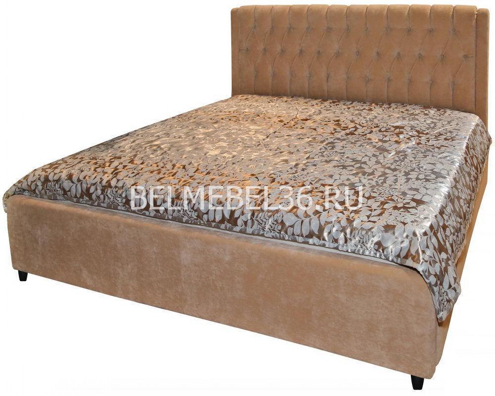 Кровать Жанетта (2К, 2С)   Белорусская мебель в Воронеже