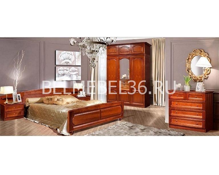 Набор мебели для спальни «Купава-3» ГМ 8420-02   Белорусская мебель в Воронеже