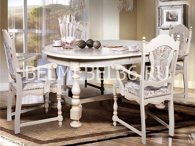 Стол обеденный раздвижной «Босфор» ГМ 6078 | Белорусская мебель в Воронеже