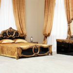 Спальня Francese L34. Материал: МДФ