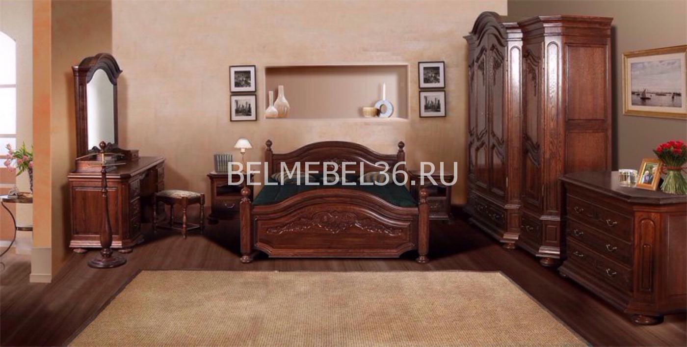 Набор мебели для спальни «Босфор-Люкс»   Белорусская мебель в Воронеже