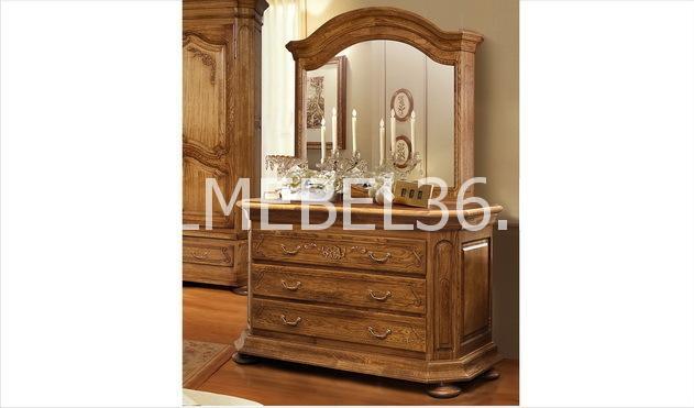 Комод с зеркалом «Босфор» ГМ 6224 | Белорусская мебель в Воронеже