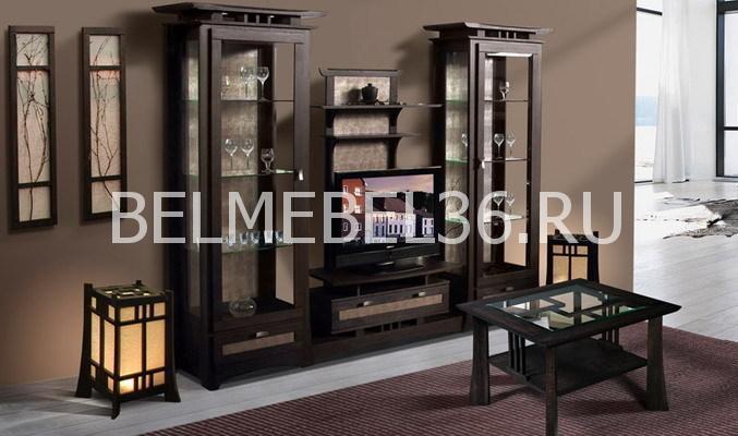 Набор мебели для гостиной «Киото-4» ГМ 5020   Белорусская мебель в Воронеже