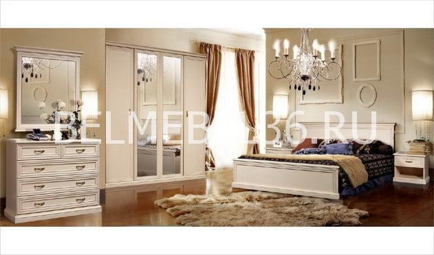Набор мебели для спальни «Амелия-2» ГМ8070-01   Белорусская мебель в Воронеже