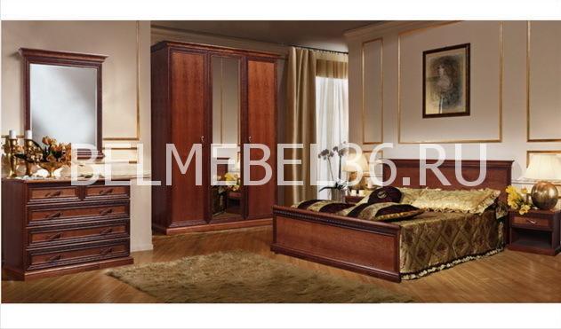 Набор мебели для спальни «Амелия-1» ГМ 8070   Белорусская мебель в Воронеже