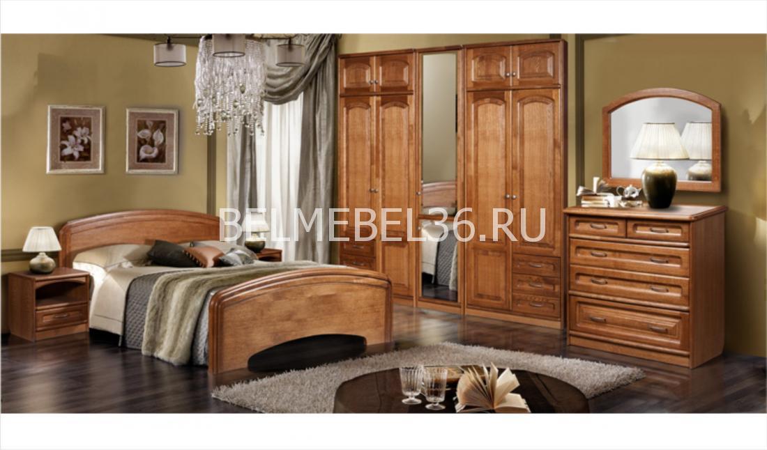 Набор мебели для спальни «Анастасия» ГМ 8350   Белорусская мебель в Воронеже