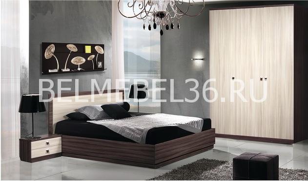 Набор мебели для спальни «Брента-1» ГМ 8500-01   Белорусская мебель в Воронеже