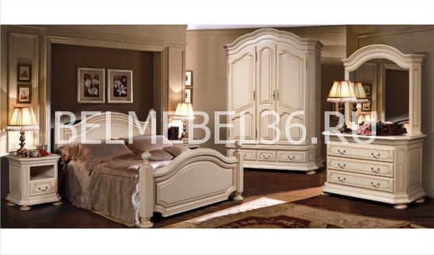 Набор мебели для спальни «Босфор-Премиум» | Белорусская мебель в Воронеже