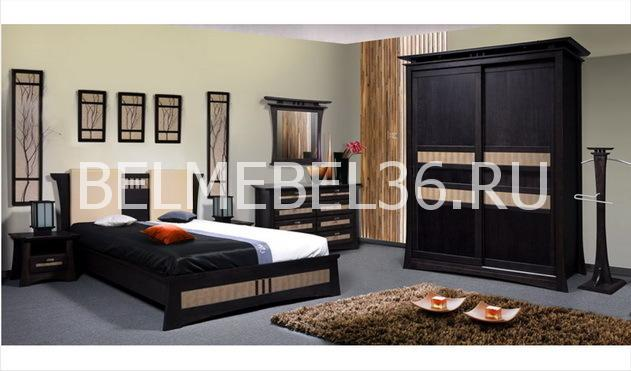 Набор мебели для спальни «Киото-80.1» ГМ 5080 | Белорусская мебель в Воронеже