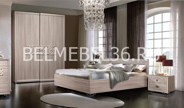 Набор мебели для спальни Мажорель-1 ГМ 8510-01   Белорусская мебель в Воронеже