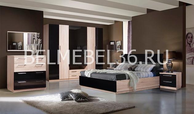 Набор мебели для спальни «Палермо-1» ГМ 8530-01   Белорусская мебель в Воронеже