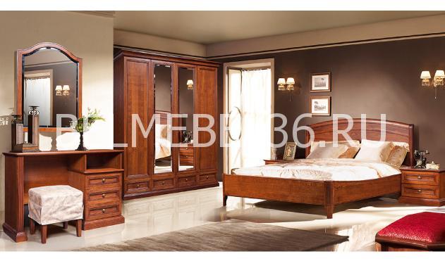 Н-р мебели для спальни «Скарлетт-2» ГМ 8360-02   Белорусская мебель в Воронеже