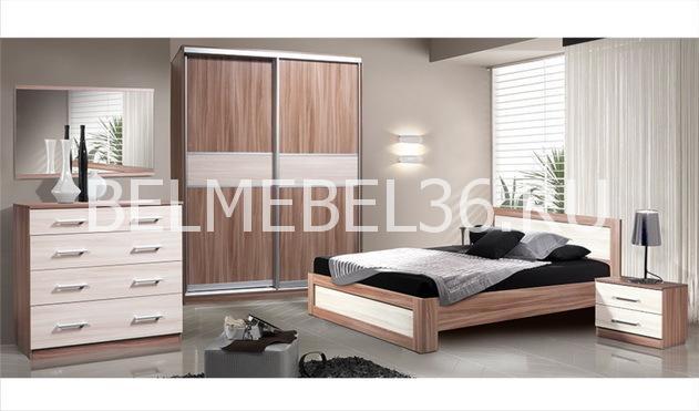 Набор мебели для спальни «Верона-1»   Белорусская мебель в Воронеже