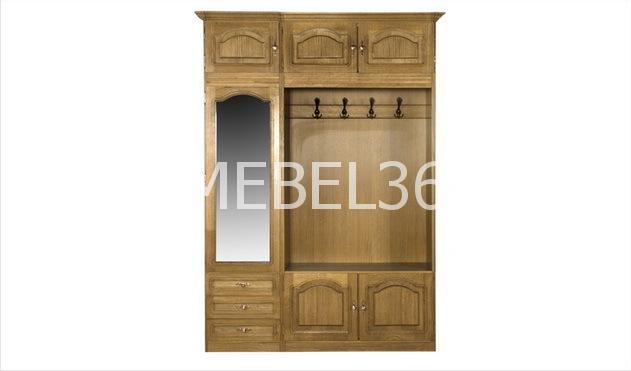 Прихожая «Купава-42» ГМ-4720-01 | Белорусская мебель в Воронеже