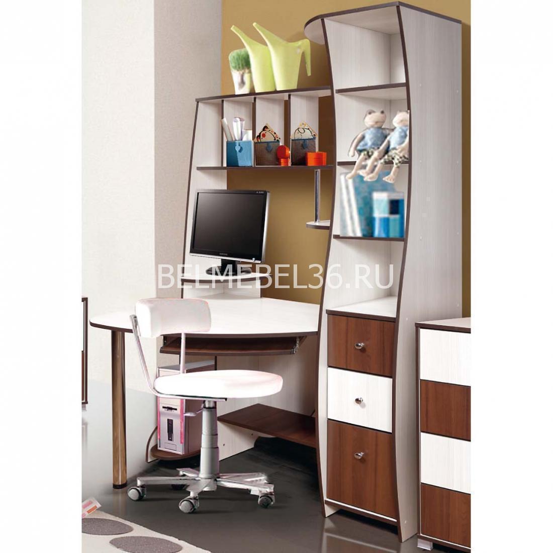 Стол для компьютера 04   Белорусская мебель в Воронеже