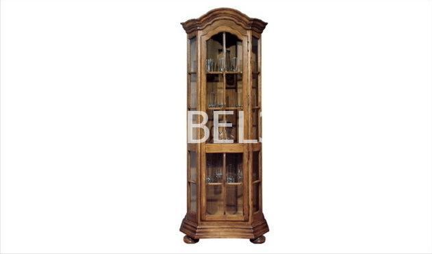 Шкаф с витриной Ноктюрн- 8 ГМ 5267   Белорусская мебель в Воронеже