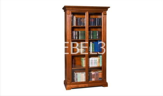 Шкаф для книг «Престиж» ГМ 5939   Белорусская мебель в Воронеже