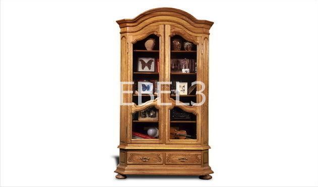Шкаф для книг «Босфор» ГМ 6136 | Белорусская мебель в Воронеже