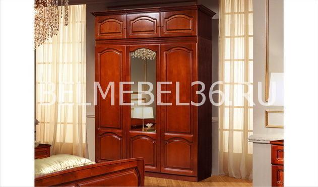 Шкаф для платья и белья «Купава» ГМ 8427-01   Белорусская мебель в Воронеже