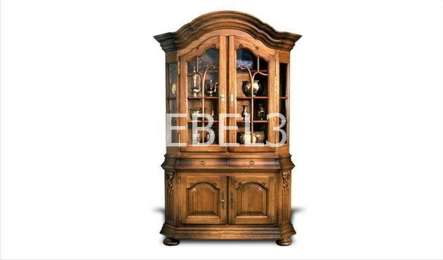 Шкаф для посуды ГМ 5611Е   Белорусская мебель в Воронеже