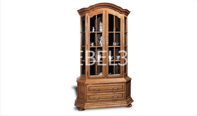 Шкаф для посуды Ноктюрн-24 ГМ 5263   Белорусская мебель в Воронеже