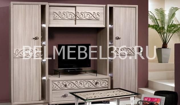 Гостиная «Мажорель» ГМ 1504 | Белорусская мебель в Воронеже