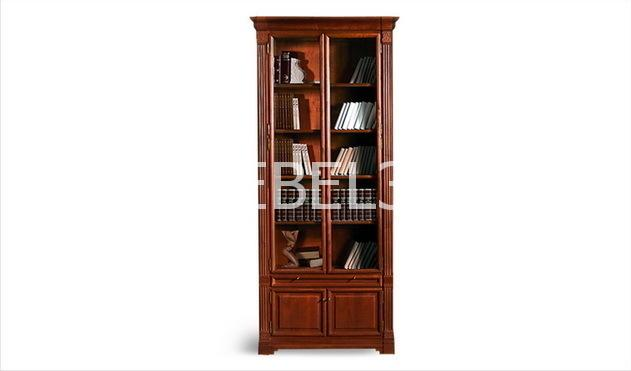 Шкаф для книг «Престиж» ГМ 5933   Белорусская мебель в Воронеже