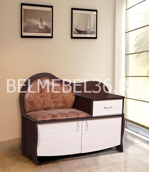 Скамья ВА-012.6   Белорусская мебель в Воронеже