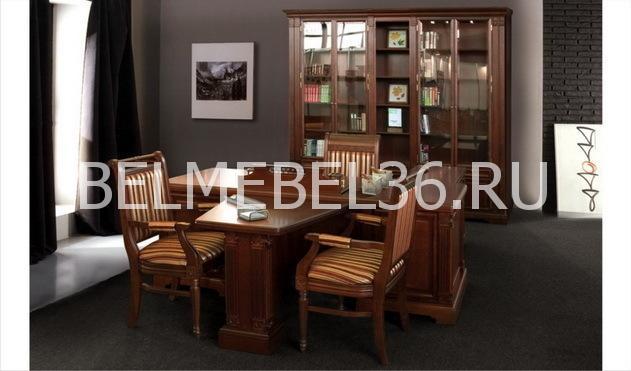 Стол рабочий с приставками «Престиж» ГМ 5974   Белорусская мебель в Воронеже