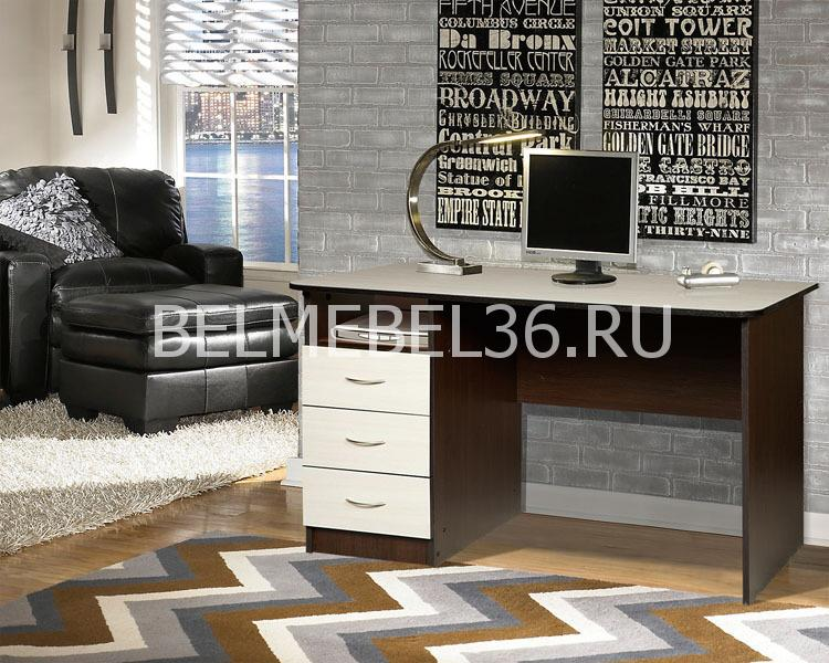 Письменный стол «Альянс» | Белорусская мебель в Воронеже