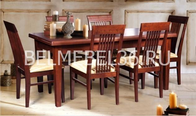 Стол обеденный раздвижной «Престиж» ГМ 6061 | Белорусская мебель в Воронеже