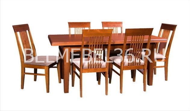 Стол обеденный «Престиж» ГМ 6063   Белорусская мебель в Воронеже