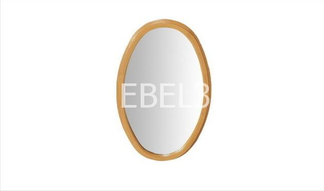 Зеркало овальное «Кукпава» ГМ 1116 | Белорусская мебель в Воронеже